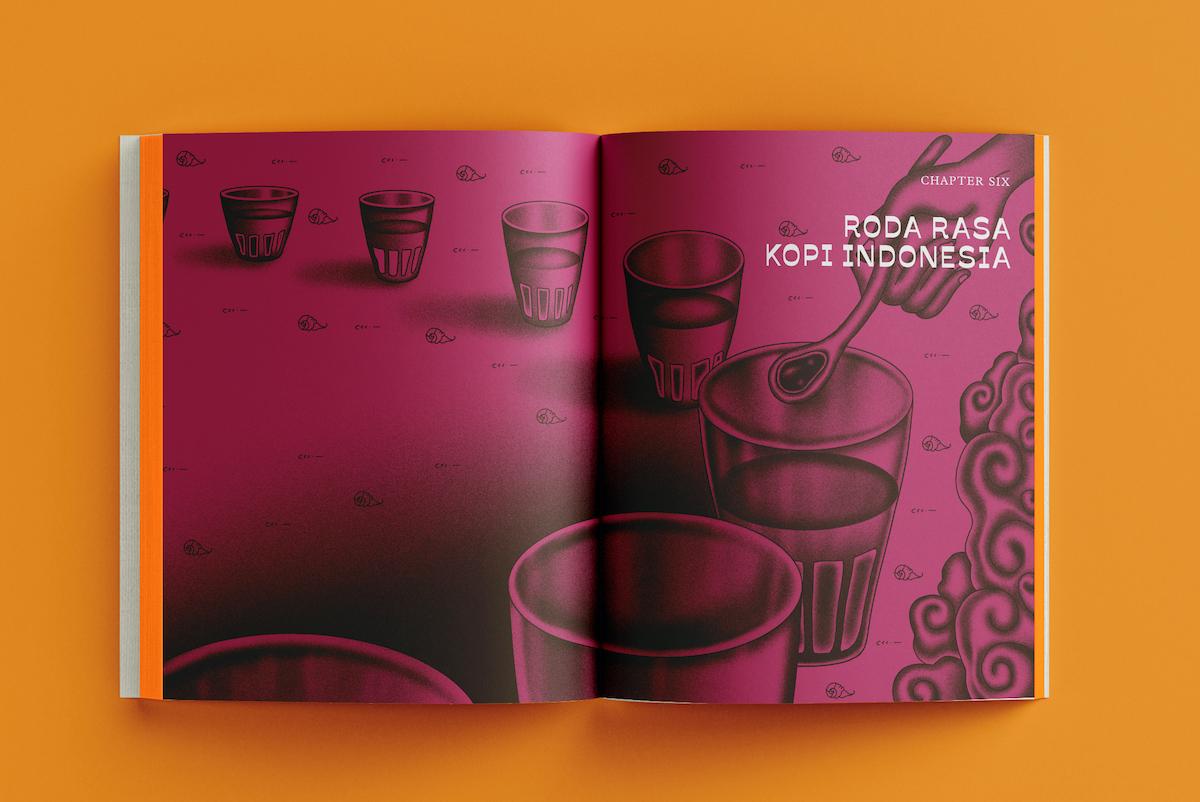 """Book """"Bali Coffee"""""""